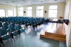Sala konferencyjna, zespół budynków Grupy Edukacja